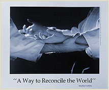 Aikido - a way to reconcile the world